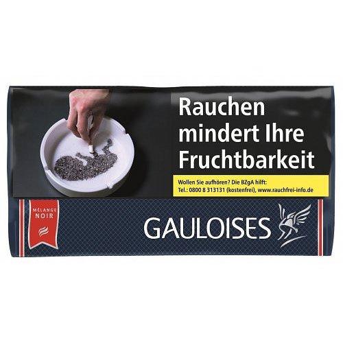 Gauloises Tabak Melange Noir 33g Päckchen Feinschnitt