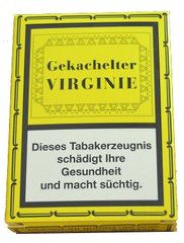 Gekachelter Virginie Schnupftabak 50g Packung