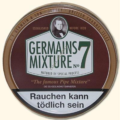 Germains Pfeifentabak Mixture No.7 100g Dose