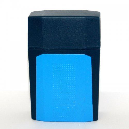 Gizeh Flip Case Zigarettenbox Blau