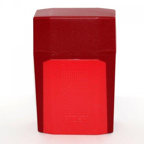 Gizeh Flip Case Zigarettenbox Rot