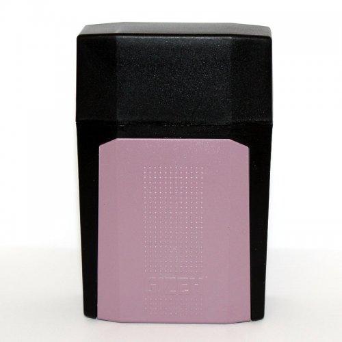 Gizeh Flip Case Zigarettenbox Schwarz Lila