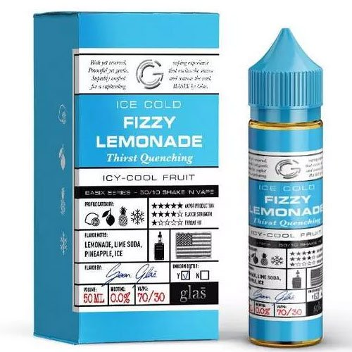Glas Vapor Fizzy Lemonade Liquid - 50ml