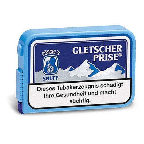 Gletscherprise Snuff 10g Dose Schnupftabak