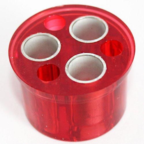 Gluttöter 3er Rot für Zigaretten Aschenbecher