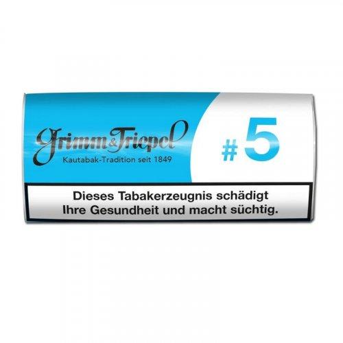 Grimm & Triepel #5 Kautabaksticks 14g Packung