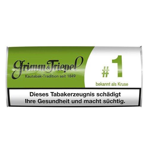 Grimm & Triepel #1 Kautabak-Sticks 14g Packung