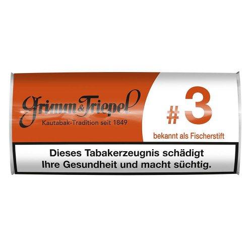 Grimm & Triepel #3 Kautabak-Sticks 14g Packung