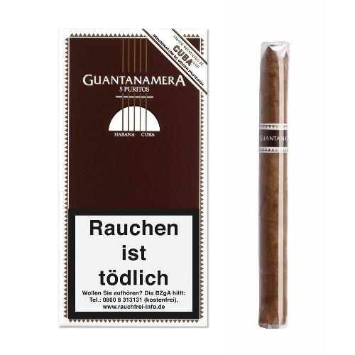 Guantanamera Puritos Zigarren 5er