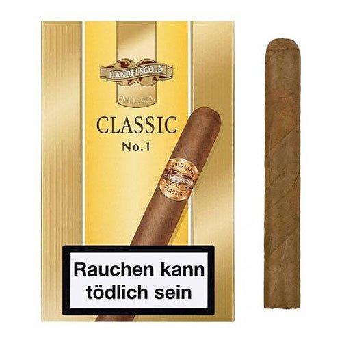Handelsgold Classic No.1 Zigarren