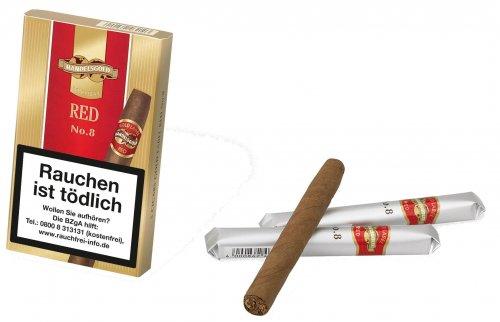 Handelsgold Red (ehem. Vanilla) No.8 Zigarren