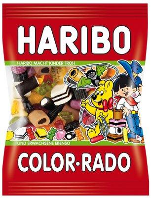 Haribo Color-Rado 200g Beutel