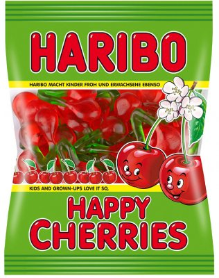 Haribo Happy Cherries 200g Beutel