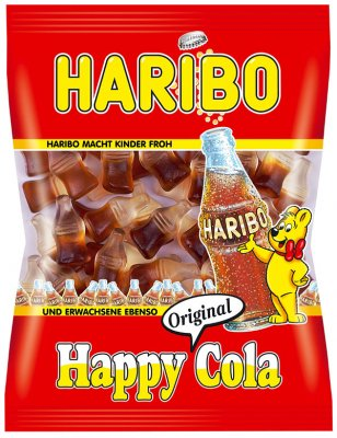 Haribo Happy Cola 200g Beutel