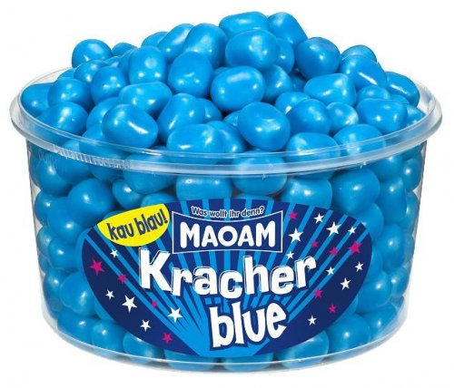 Haribo Maoam Kracher Blue 1 x 265 Stk. Dose