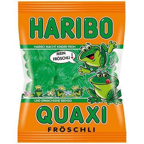 Haribo Quaxi Fröschli 200g Beutel