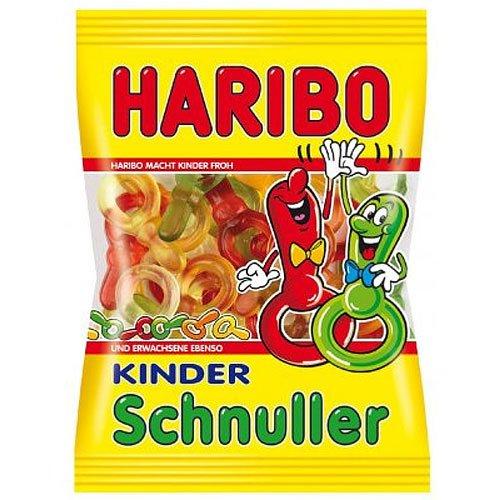Haribo Schnuller 200g Beutel