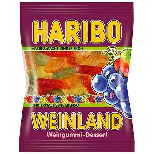 Haribo Weinland 200g Beutel