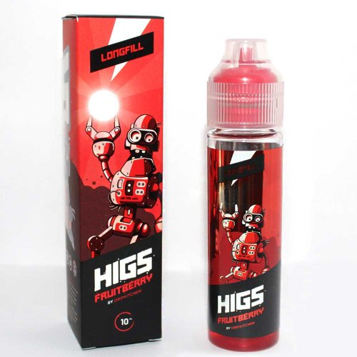 Higs Fruitberry Longfill 10ml Aroma