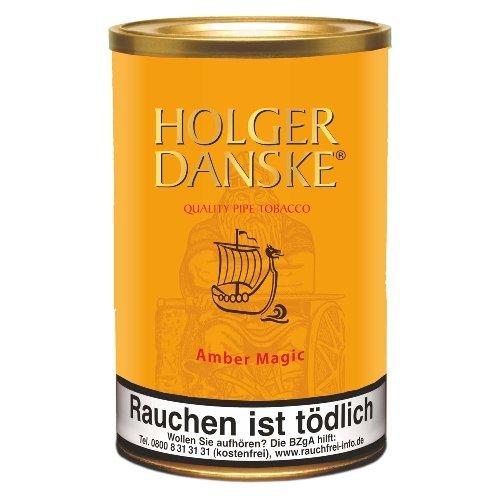 Holger Danske Pfeifentabak Amber Magic (Vanilla) 250g Dose