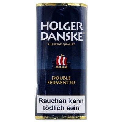 Holger Danske Pfeifentabak Double Fermented 50g Päckchen