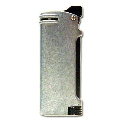 IMCO Streamline II Stein Feuerzeug Silber
