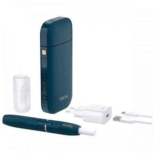 IQOS Zigarette 2.4 Plus Kit Navy