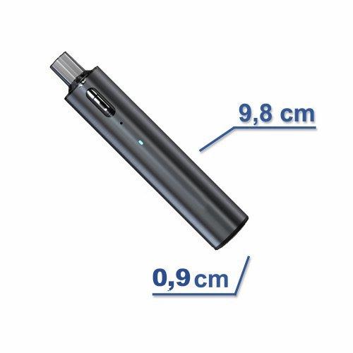 InnoCigs eGo POD Schwarz E-Zigarette