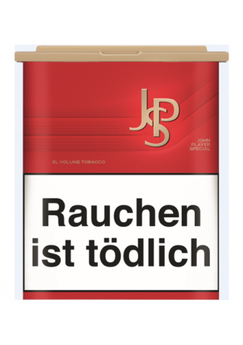 JPS Tabak Red XL 60g Dose Volumentabak