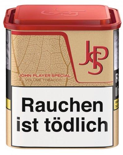 JPS Tabak ohne Zusatzstoffe Just Red Volumentabak 42g Dose