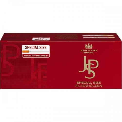 JPS Zigarettenhülsen Red Special Size 250 Stück