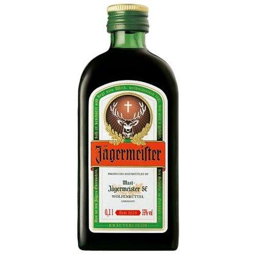 Jägermeister Glas/EW 0,1 l 36%vol. Alkohol