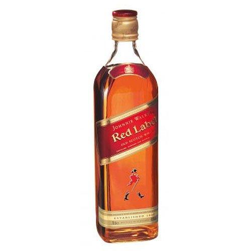 Johnnie Walker Red Label Glas/EW 0,7 l 40%vol.