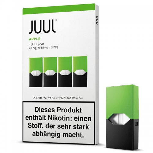 Juul Pods Apple Refill 20 mg Nikotin