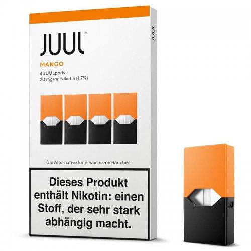 Juul Pods Mango Refill 18 mg Nikotin