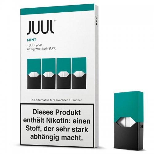 Juul Pods Mint Refill 18 mg Nikotin