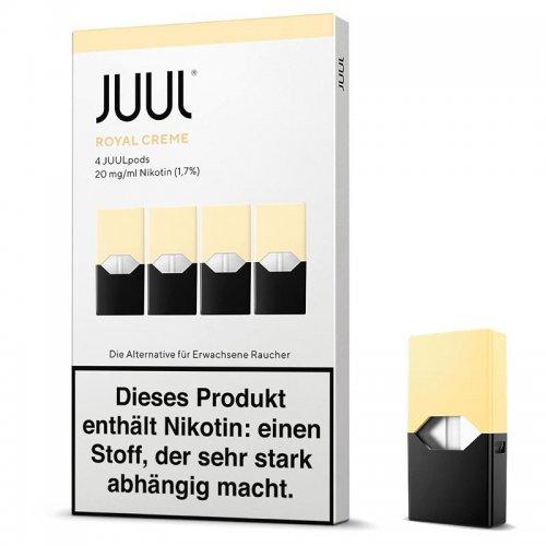 Juul Pods Royal Creme Refill 18 mg Nikotin