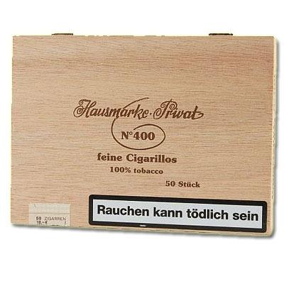 Kleinlagel Zigarillos Hausmarke Brasil No. 400, 50er