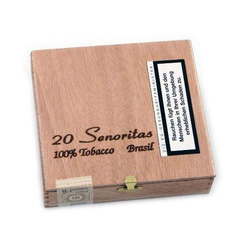 Kleinlagel Zigarren Senoritas Brasil 20er