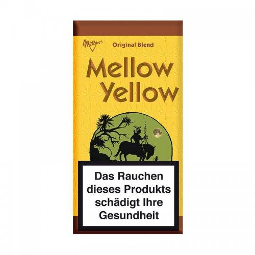 Knaster Tabak Mellow Yellow 35g Pouch Kräutermischung