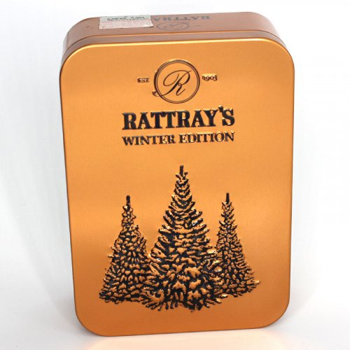 Rattrays Winter Edition 2020 Pfeifentabak 100g Dose