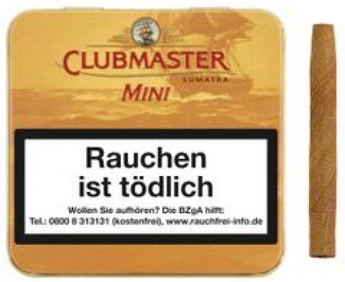 Clubmaster Zigarillos Mini Superior Sumatra