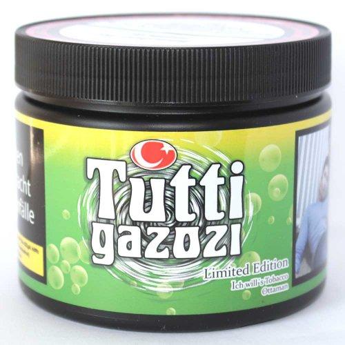 Tutti Gazozi Shisha Tabak 200g Dose