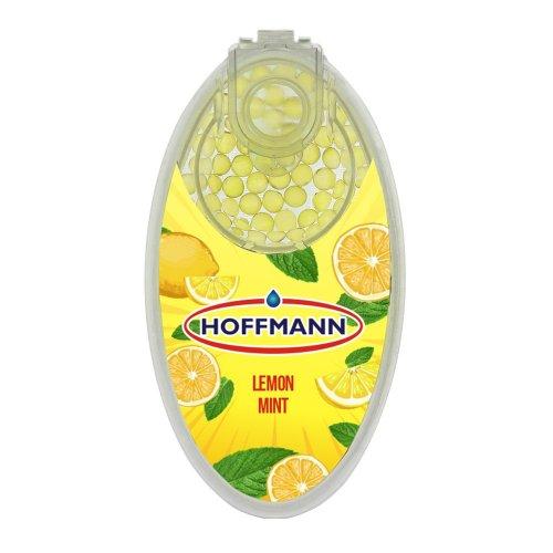 Hoffmann Lemon Mint Aromakapseln 1 x 100 Stück Kapseln mit Einführhilfe