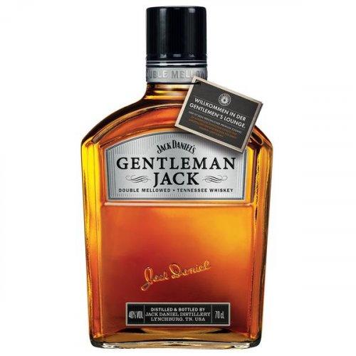 Jack Daniels Gentleman Jack Whiskey 0,7 l 40% vol.