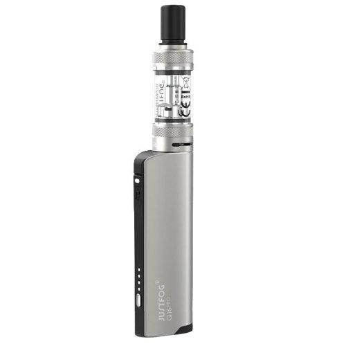 Justfog Q16 Pro Kit e-Zigarette Silver