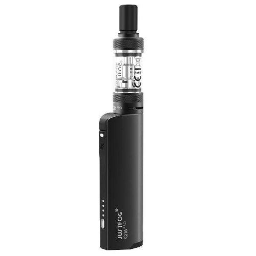 Justfog Q16 Pro Kit e-Zigarette Schwarz