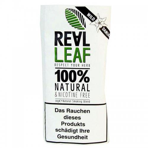 Real Leaf Damiana 30g Kräutermischung