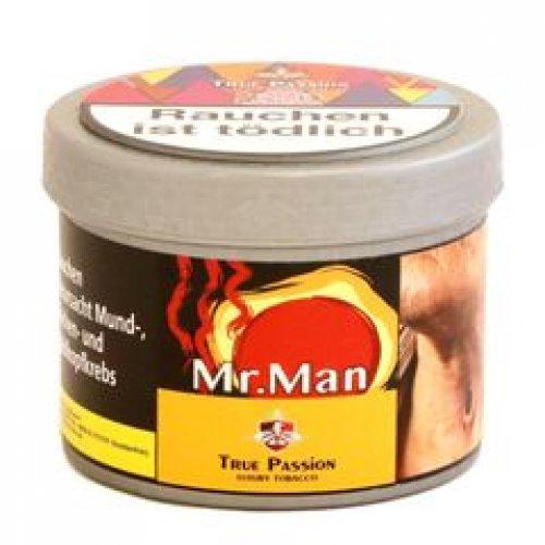 True Passion Mr Man Mango Vanille 200g Dose Wasserpfeifentabak