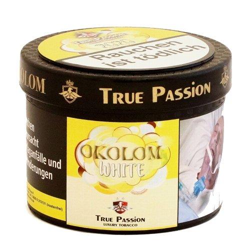 True Passion Okolom White 200g Dose Wasserpfeifentabak